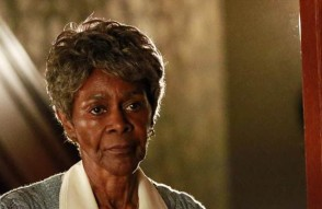 "HOW TO GET AWAY WITH MURDER - ""Mama's Here Now"" - Annalise is wracked with guilt and turns to an unlikely source for help. Meanwhile, Bonnie must step up and represent a new client accused of rape, on ""How to Get Away with Murder,"" THURSDAY FEBRUARY 19 (10:00-11:00 p.m., ET) on the ABC Television Network. (ABC/Mitchell Haaseth) CICELY TYSON"