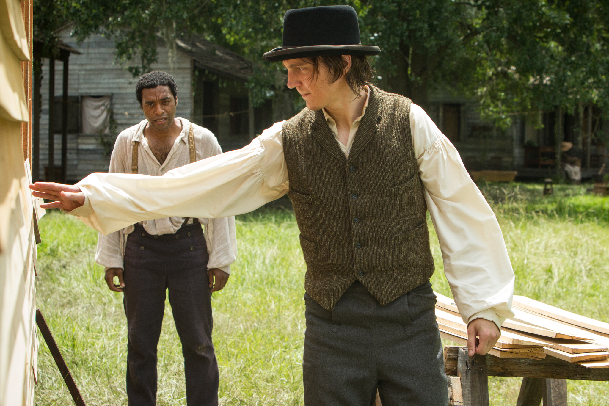 12 years a slave film review To hear some tell it, perhaps hyperbolically but with real conviction, 12 years a slave may be the definitive cinematic treatment of american slavery rarely, it's true, have the cruelties of the antebellum south been so thoroughly catalogued.