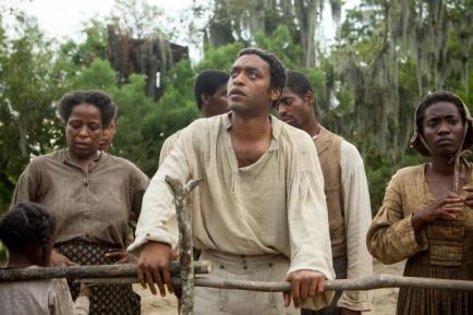 Scene from movie '12 Years a Slave'