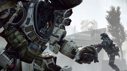 Titanfall-Titan