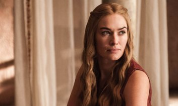 Game of Thrones: Lena Headey as Cersei Lannister.