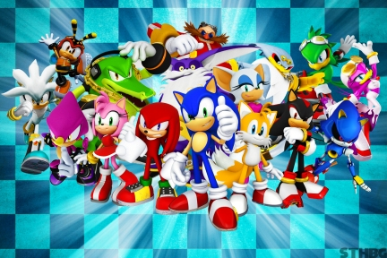 sonic_the_hedgehog_and_friends_wallpaper_by_sonicthehedgehogbg-d6s9eds