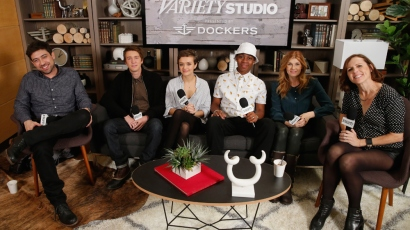 The Variety Studio At Sundance Presented By Dockers - Day 3 - 2015 Park City