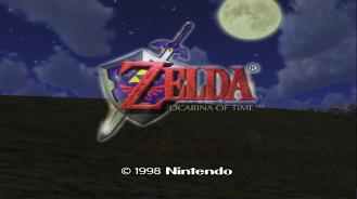 Legend-of-Zelda-Ocarina-of-Time-Title-Screen